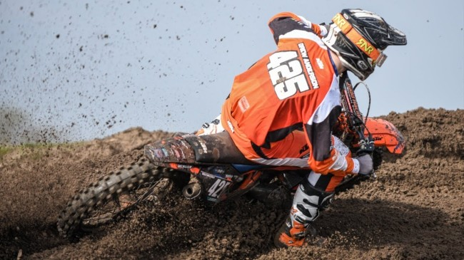 Video: A day in the dirt with Dovi!