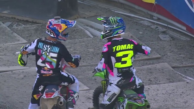 Video: Tomac family interview – title celebrations!