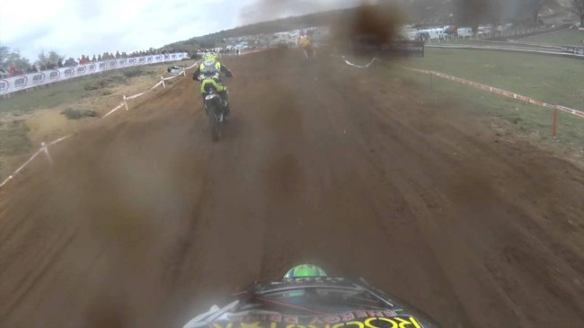 Video: Everts racing his RM125 in 1991!
