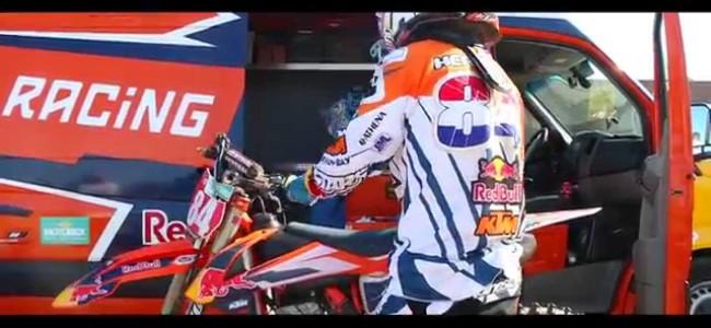 Video: Latvia MXGP highlights
