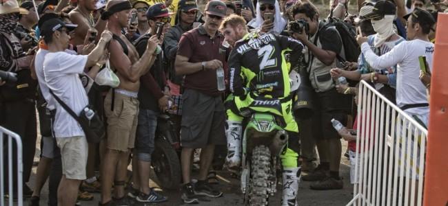 Video: Go on-board with MX2 Latvian GP winner Max Anstie!