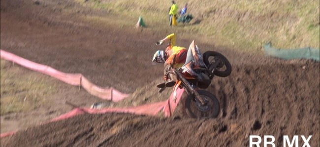 Video: Jake Nicholls Breaks Arm