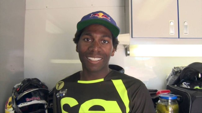 Video: James Stewart testing for outdoors