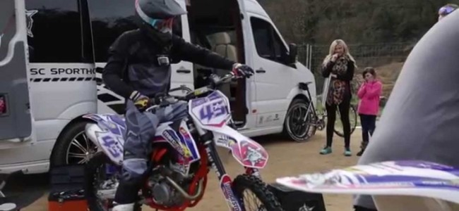 Video: MXGP studio show with Musquin and DeCoster