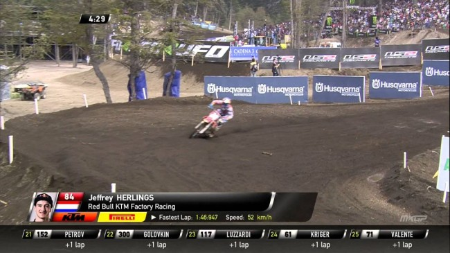 Video: Broc Tickle GoPro from Thunder Valley