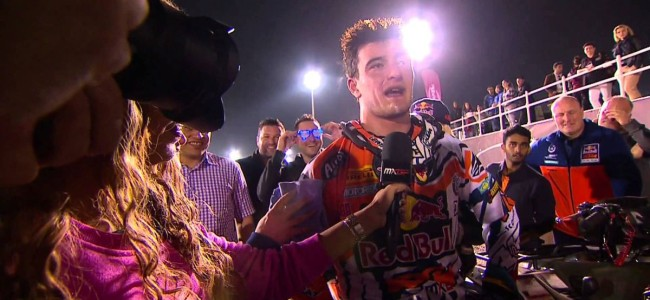 Video: An emotional Herlings