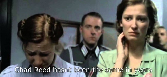 Video: Hitler not happy with RV!