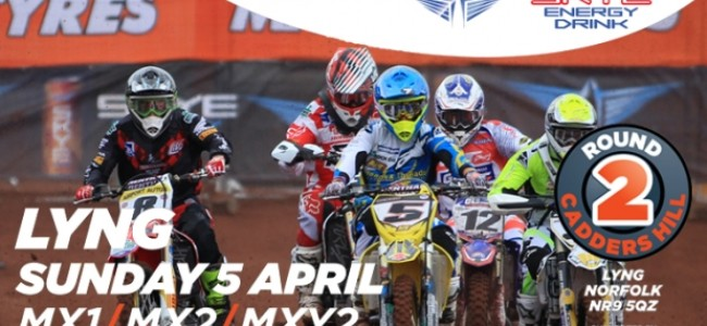 Maxxis British Championship heads to Lyng!