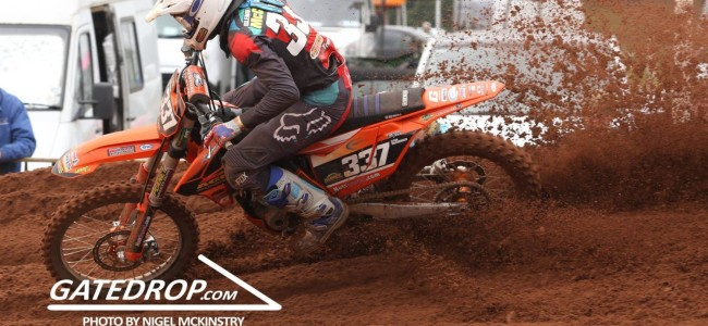 Mccormick to contest entire Arenacross UK series
