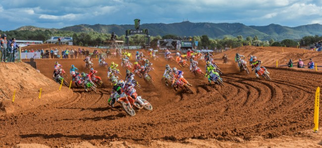 Who impressed: MX2 at Redsand!