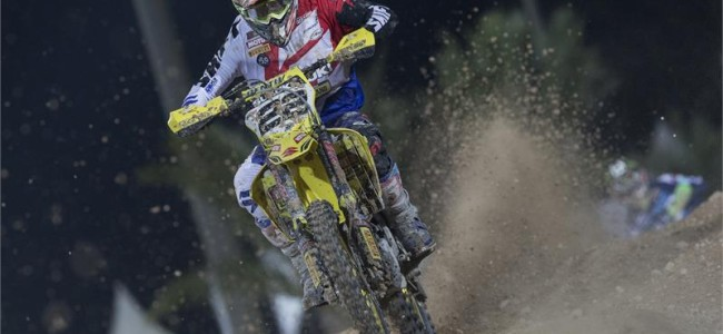 Suzuki get set for Thailand
