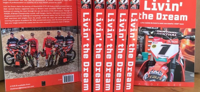 Book review: Livin' the dream – a year with a GP team