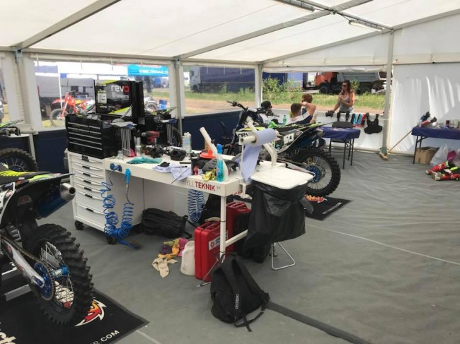 Revo Husqvarna UK to pull of the GP's at the end of the season