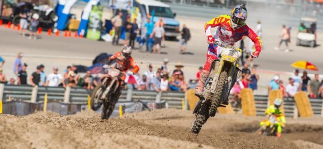 Roczen OUT of the MX of Nations!
