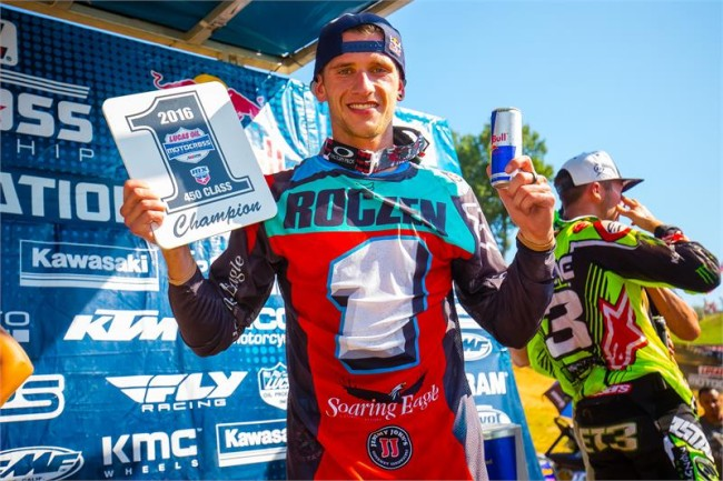 Roczen on the MXoN – my plan is to race this year for sure!
