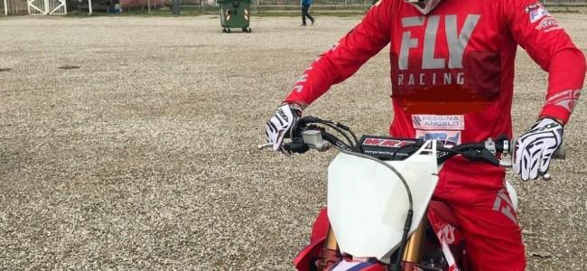 Rubini signs with Assomotor Honda