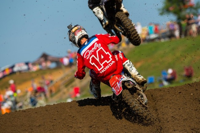Practice crash for Cole Seely – out for the season