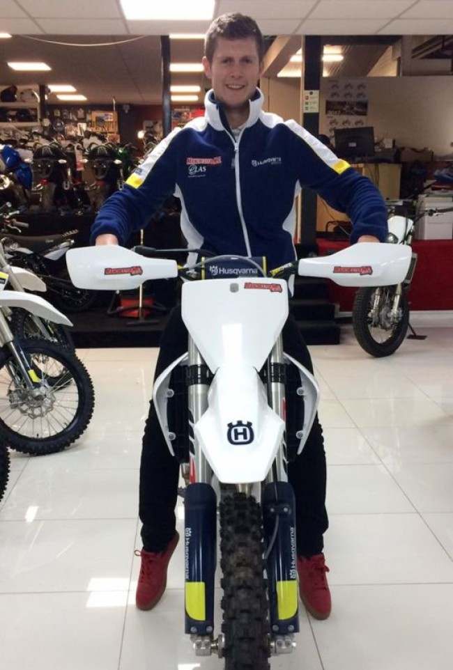 Spinks makes 450cc switch in 2020