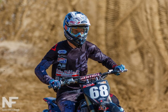 Justin Starling IN for Puerto Rico MXoN team