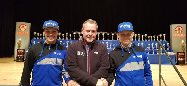 Freidig and Brumann on joining STC Racing
