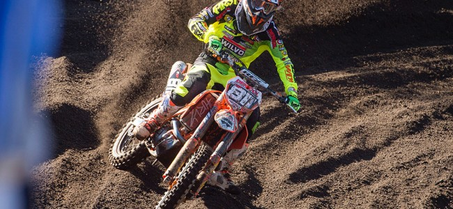 Adam Sterry to race MXGP in Mexico and USA!