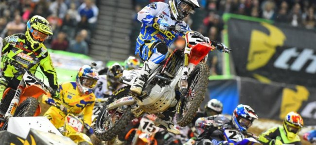 Tomac and Webb Shine in Phoemix