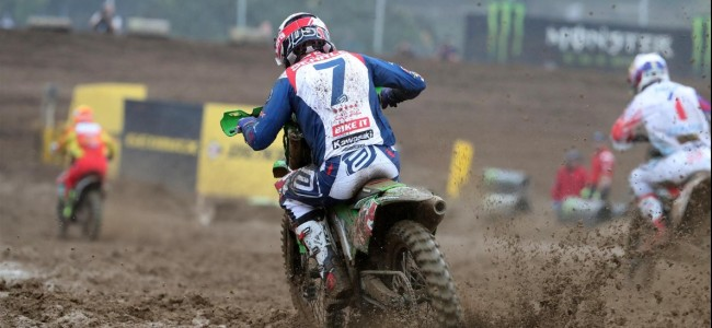 Searle on qualifying at RedBud