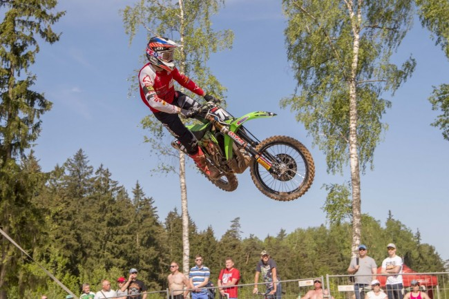 Cyril Genot on racing the MX2 World Championship