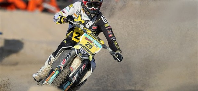 Martens on winning  the French Beach Race opener