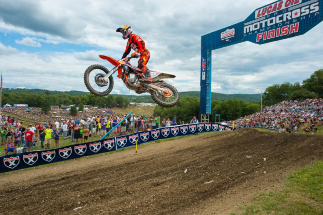 Dungey says no to MXGP – because the level isn't high enough!