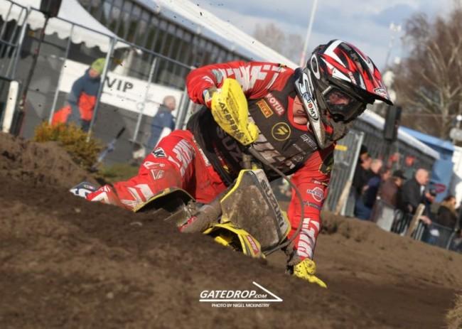 Interview: Bas Vaessen on Desertmartin, MX2 and Hitachi KTM