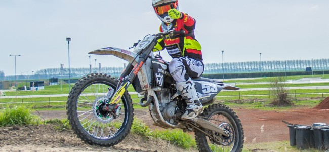 Dylan Walsh to make Revo Husqvarna debut at Lyng