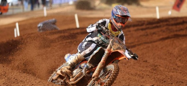 Caleb Ward: Won't racing this year or know if he'll race professionally again