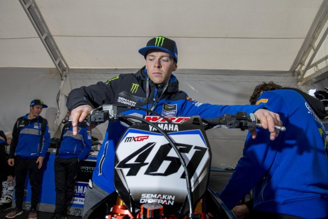 Successful surgery for Febvre