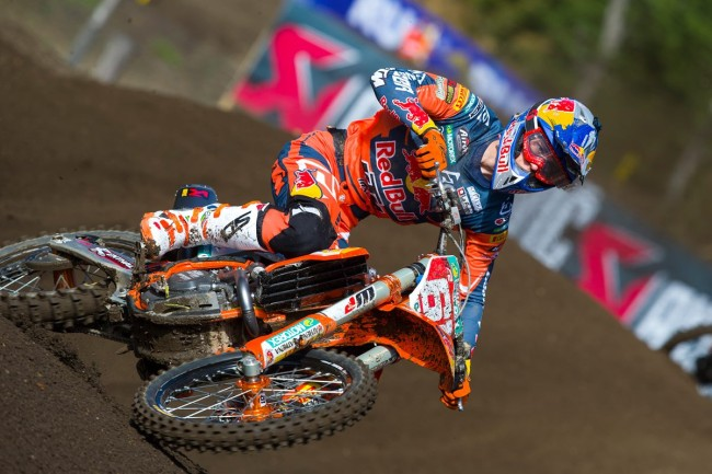 KTM comment on Jorge Prado's future