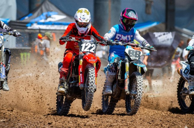 Supercross Futures AMA National Championship at Vegas with Monster Energy Cup