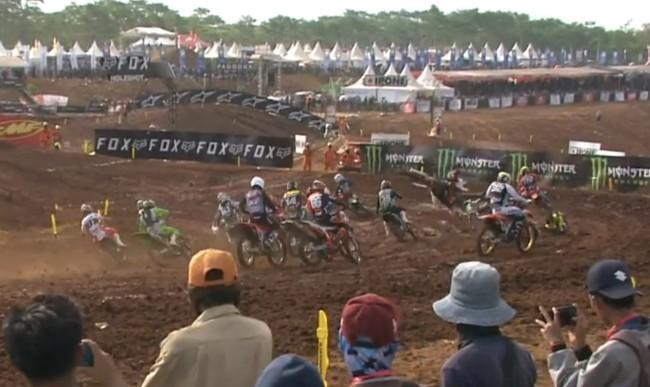 Video: Olsen & Vaessen big start crash – update