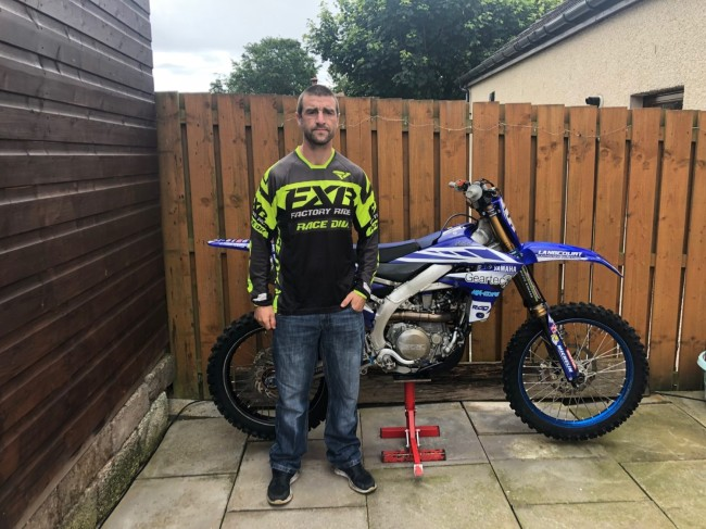 Craig signs for Hooper racing!