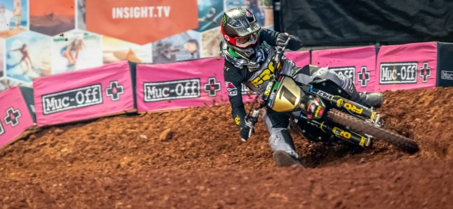 Practice report: Birmingham Arenacross round three
