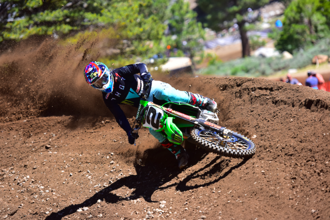 Video: Jeremy McGrath on racing Mammoth