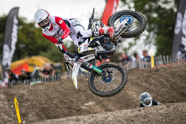 Walsh and Ostlund on a 1-2 at Foxhill