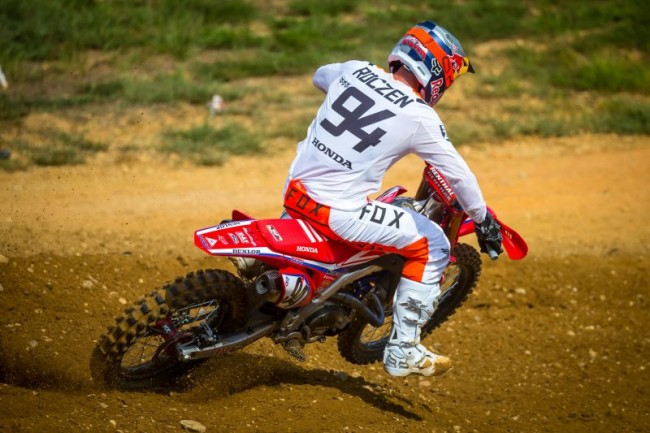 Roczen: I knew it was going to be a tough one