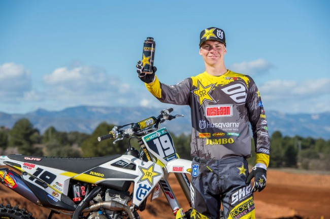 Husqvarna MX2 factory team prepping for next chapter and 2020 billing as title favourites