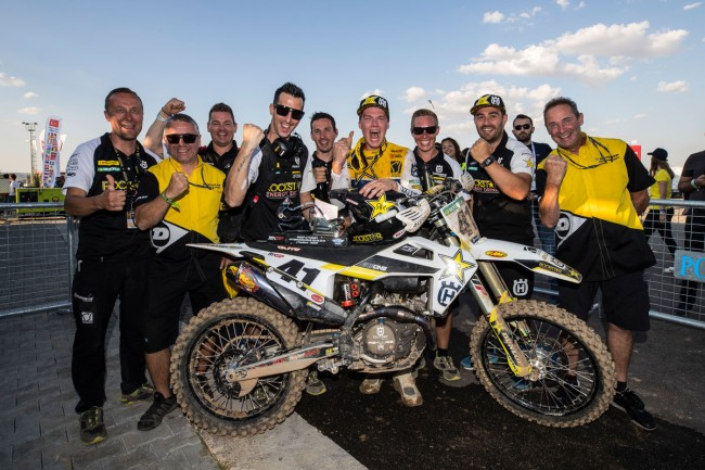 Jonass on back to back podiums and Olsen ill