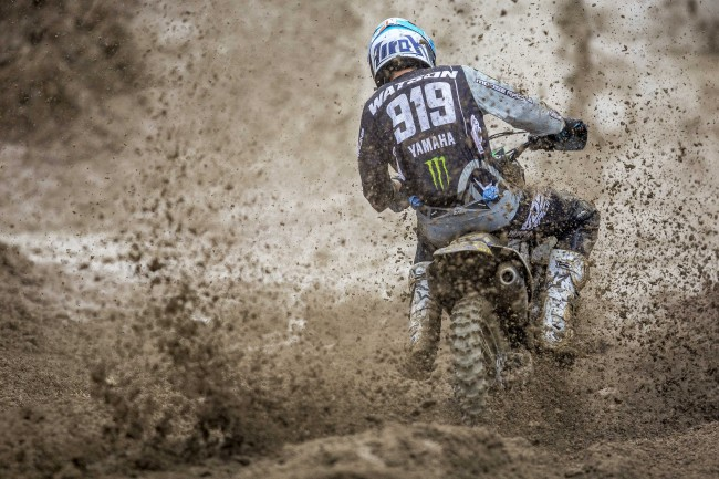 Disappointment in the Mantova mud for Kemea Yamaha duo Geerts and Watson
