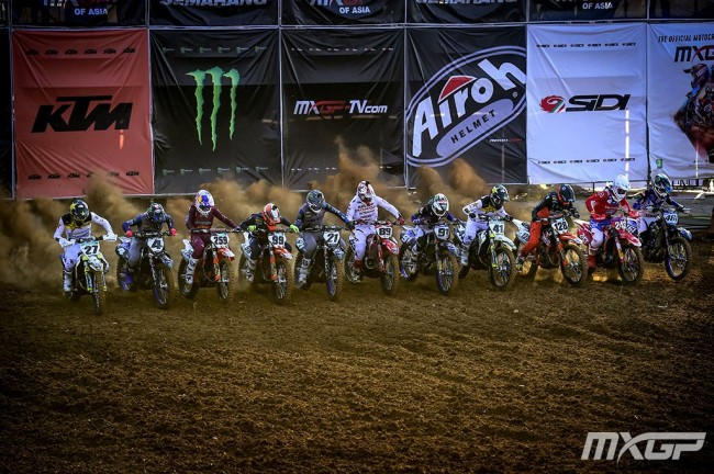Results: MXGP of Asia