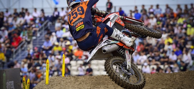 Who impressed: MXGP class China