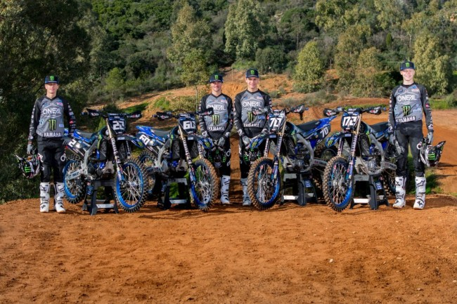 Gallery: Yamaha GP support teams 2019