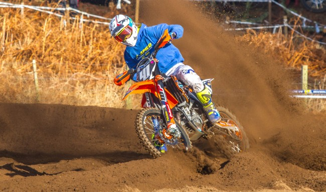 Official! Brown to Hitachi KTM fuelled by Milwaukee