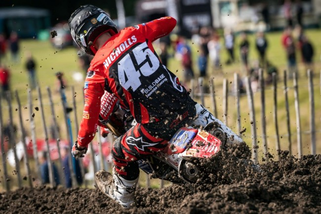 Nicholls update on injured leg